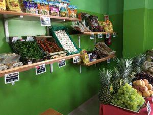 Frutas y verduras Valero