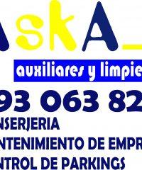Aska Servicios Auxiliares y Limpieza