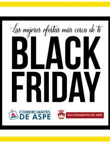 ¡Descubre todos los comercios que participan en el Black Friday!