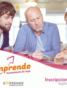 Jornada Informativa Aspe emprende