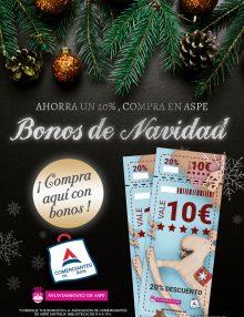 Campaña de Bonos Descuento de Navidad