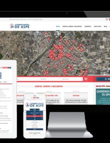 Nuevo Sitio Web www.comerciosaspe.es