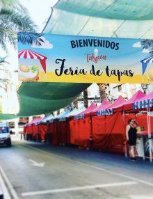 Ultimando preparativos para la XI Edición Feria de Tapas ¡Taspea!