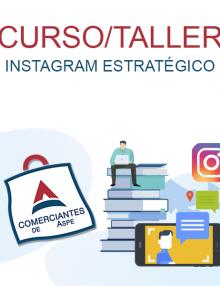 CURSO TALLER – Instagram estratégico