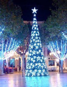 Ampliadas las Zonas de luces navideñas