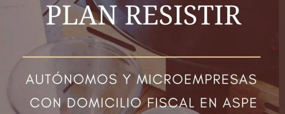 """Se abre el plazo de solicitud para las ayudas del """"II Plan Resistir"""""""