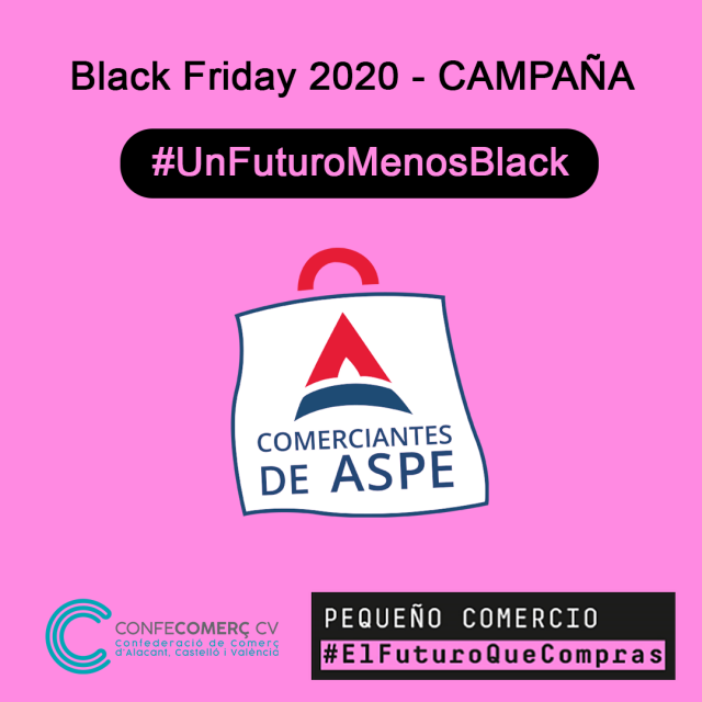 Black Friday 2020 | CAMPAÑA #UNFUTUROMENOSBLACK