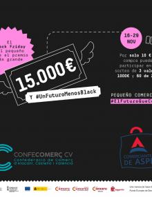 Comienza la campaña Black Friday 2020 de Confecomerç – CAMPAÑA #UNFUTUROMENOSBLACK