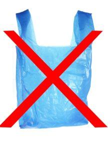 Medidas a adoptar por los comerciantes para reducir el consumo de bolsas de plástico.