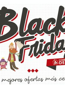 Campaña Black Friday 2018