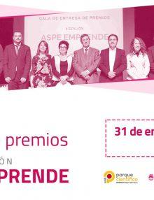 Gala Entrega de Premios Aspe Emprende