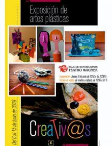Exposición de Artes Plásticas – Eduka +1 y Ayuntamiento de Aspe