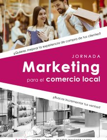 Jornada Marketing para el comercio local