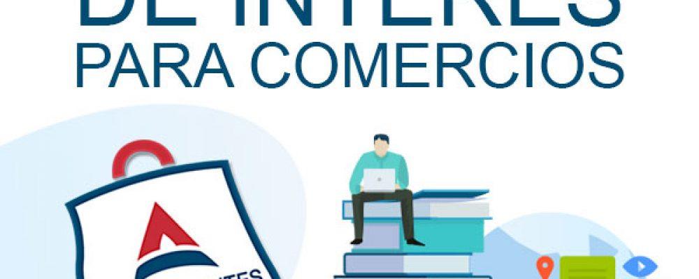 Cursos de Interés para Comercios