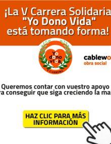 Carrera Solidaria – Cableworld