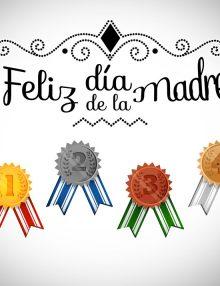 Ya tenemos a los ganadores del concurso del día de la Madre