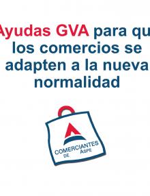 Ayudas GVA para que los comercios se adapten a lanueva normalidad
