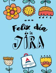 ¡Feliz día de La Jira!