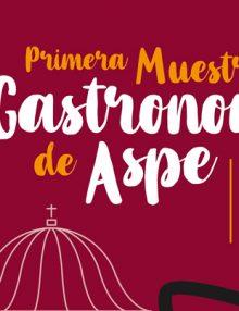 Vídeo presentación de I Muestra de Gastronomía de Aspe