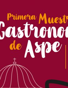 I Muestra de Gastronomia de Aspe