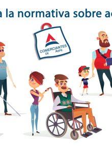 Adaptarse a la normativa sobre accesibilidad