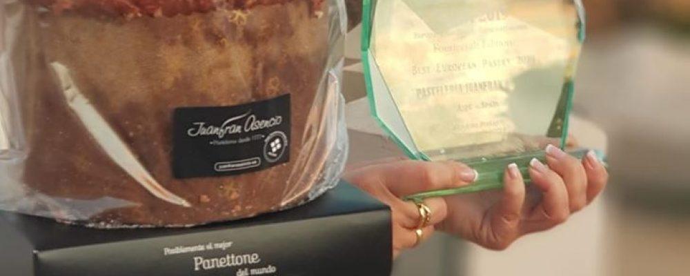 Pastelería Juanfran Asencio – Premio a la Mejor Pastelería de Europa 2019
