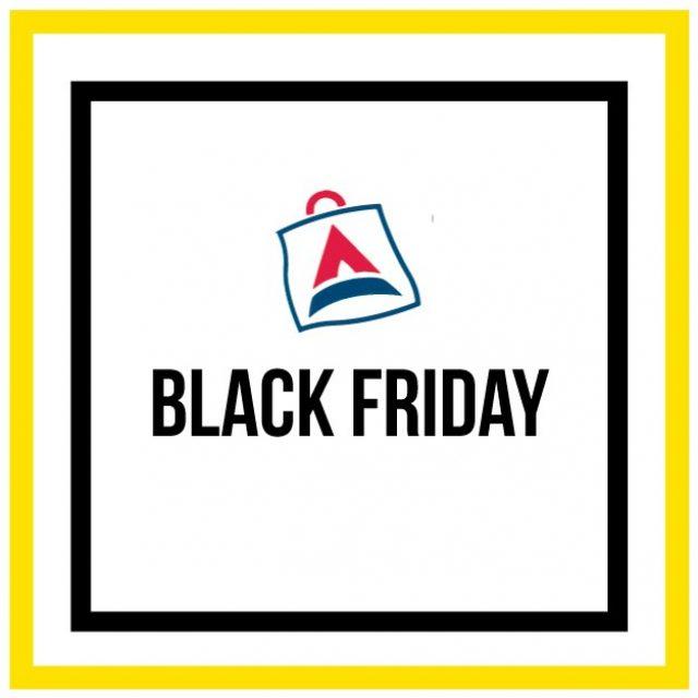 Horarios de eventos para el Black Friday