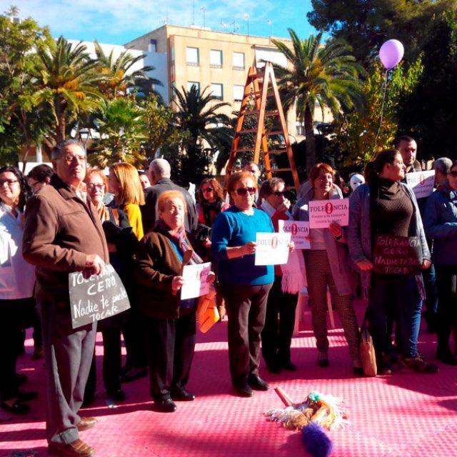 ACADA en el día Internacional de la Eliminación de la Violencia contra la Mujer