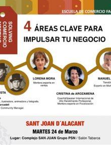 Conferencia Gratuita – FACPYME en colaboración la Asociación de Comerciantes de Sant Joan