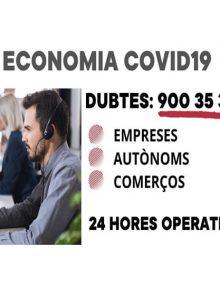 Ámbito laboral, COVID-19 – Generalitat Valenciana