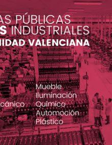 Ayudas públicas para PYMES industriales de la Comunidad Valenciana