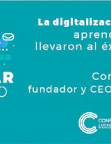 """Webinar: """"La digitalización de un negocio familiar: Aprende de los aciertos que lo llevaron al éxito y evita sus tropiezos""""-9 de junio"""