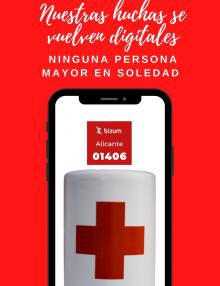 Campaña de Cruz Roja virtual